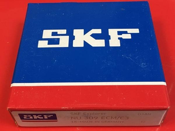 Подшипник NU309 ECM/C3 SKF аналог 32309 Л размеры 45*100*25