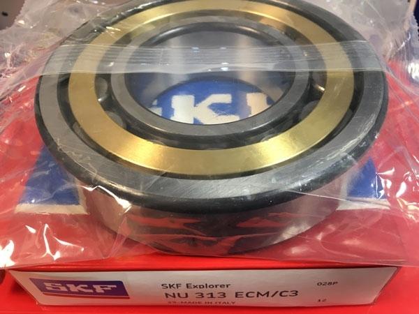 Подшипник NU313 ECM/C3 SKF аналог 32313 Л размеры 65*140*33