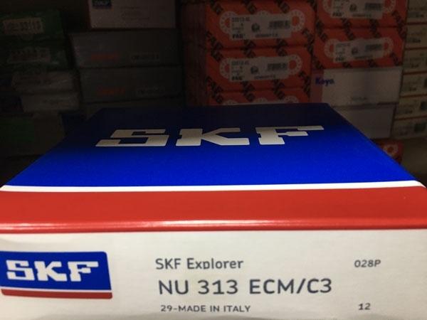 Подшипник NU313 ECM/C3 SKF аналог 32313 Л размеры 65х140х33