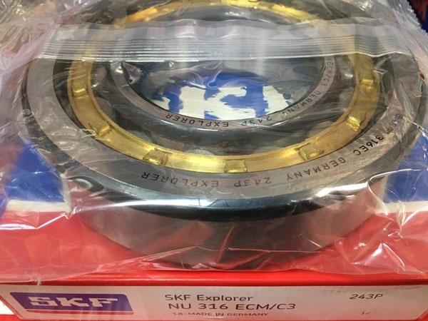 Подшипник NU316 ECM/C3 SKF аналог 32316 Л размеры 80x170x39