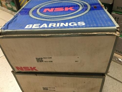 Подшипник NU319 EM NSK аналог 32319 Л размеры 95*200*45 из наличия
