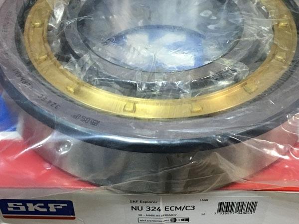 Подшипник NU324 ECM/C3 SKF аналог 32324 размеры 120x260x55
