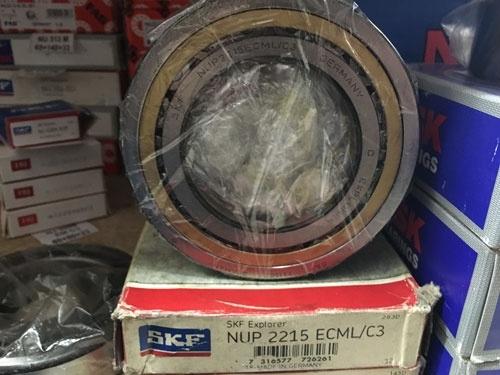 Подшипник NUP2215 ECML C3 SKF аналог 92515 Л размеры 75x130x31