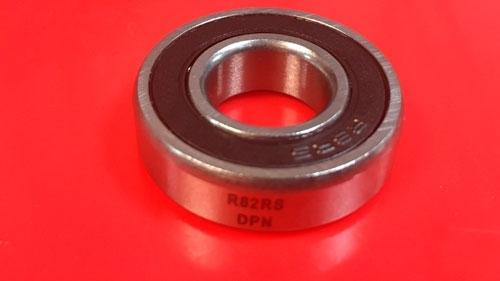 Подшипник R8-2RS DPN размеры 12,7x28,575x7,938