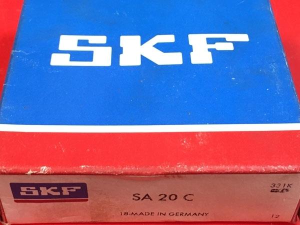 Наконечник штока SA 20 C SKF размеры 20*54*16/M20*1,5